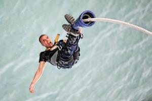 Auckland Bungy Jump