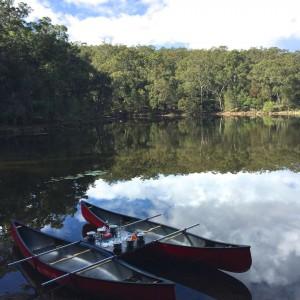 Wild Canoe