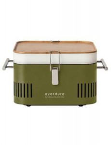 FD - Everdure portable charcoal bbq by Heston Blumethal