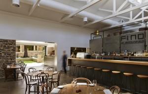 Seppeltsfield FINO restaurant